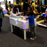 Amusement machine for kids and adults