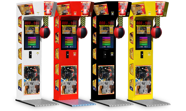 Boxer Arcade Game amusement machine