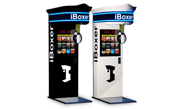 iBoxer® RGB amusement machines
