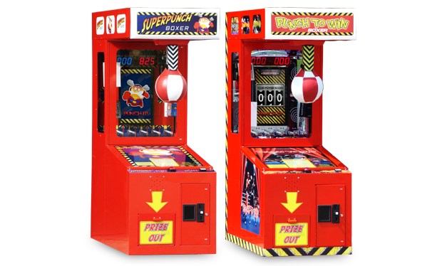 Super Punch & Punch To Win SWP games
